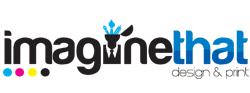 Imagine That Design & Print Logo