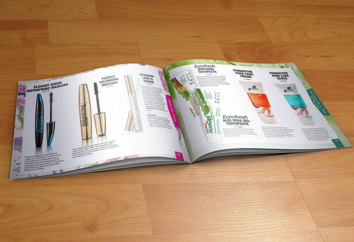 Imagine That Design and Print Catalogues Specialist